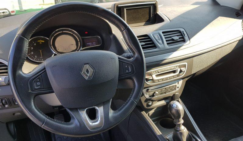 Renault Mégane Coupé 1.5 dCi completo