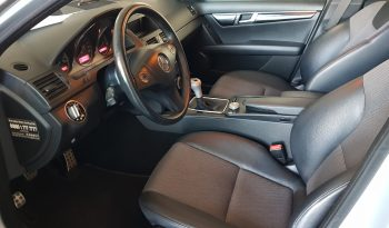 Mercedes-Benz C220 CDI AMG completo