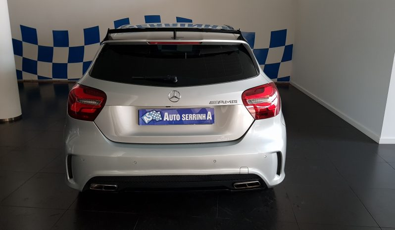 Mercedes-Benz A200 CDI BlueEFFICIENCY completo