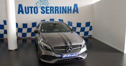 Mercedes-Benz A180d Edition AMG
